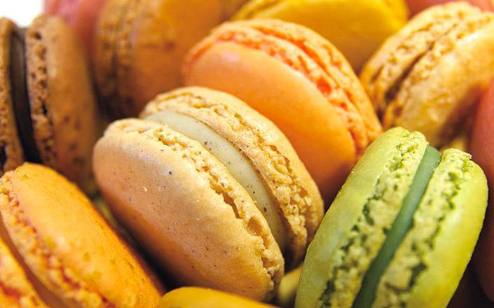 Macarons by Schiesser